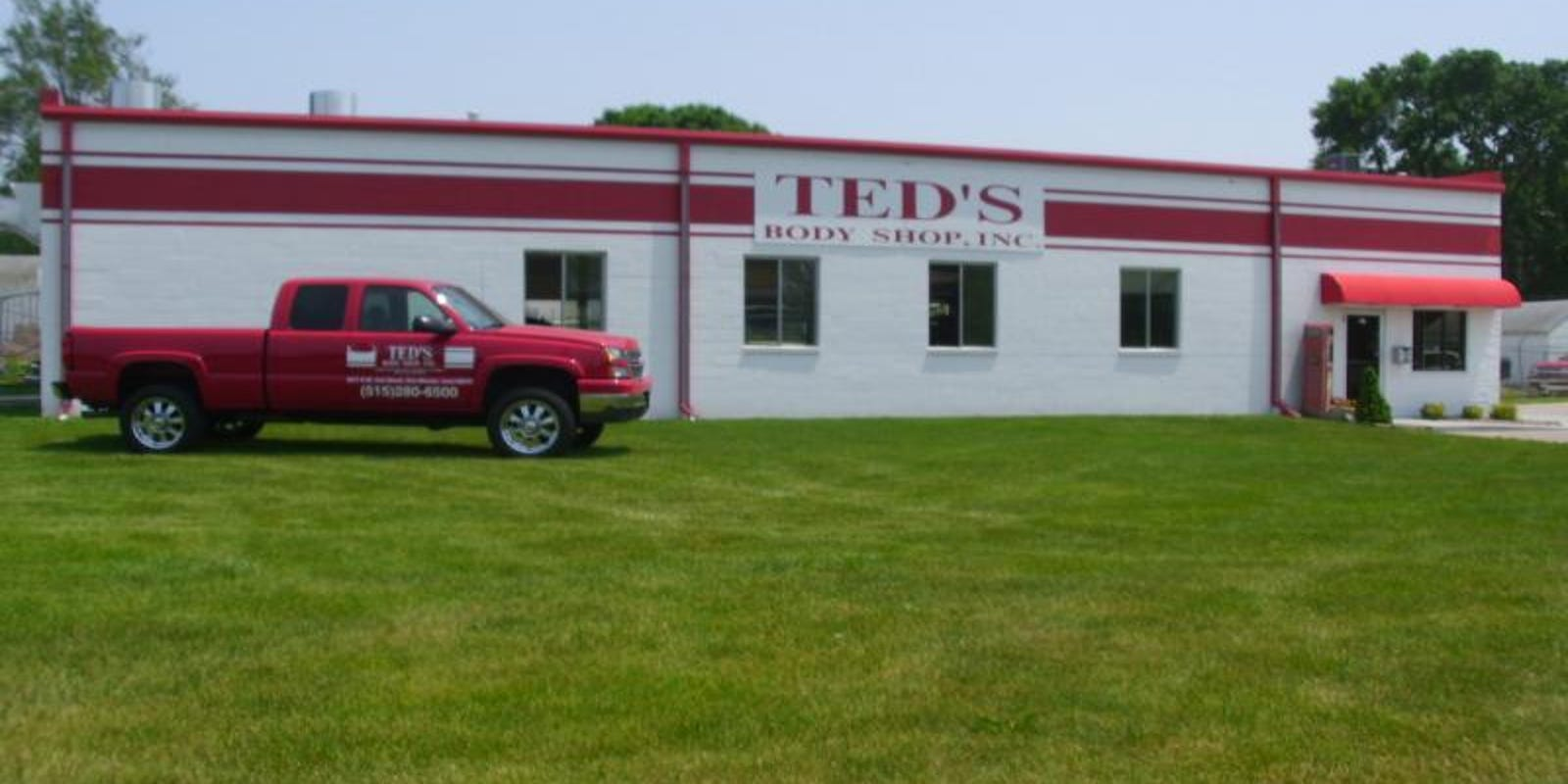 Ted S Has Your Car S Body Covered