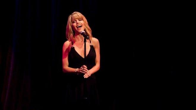 "Shreveport Little Theater's production of ""Hot 'n' Cole: A Cole Porter Celebration!"" features Linnea Fayard Allen."