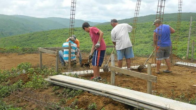 Rainbow Network takes a lot of mission teams to Nicaragua each year, where volunteers do a variety of things, including building houses.