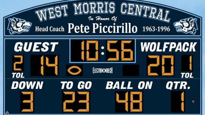 Hall of Fame West Morris football coach Pete Piccirillo remembered