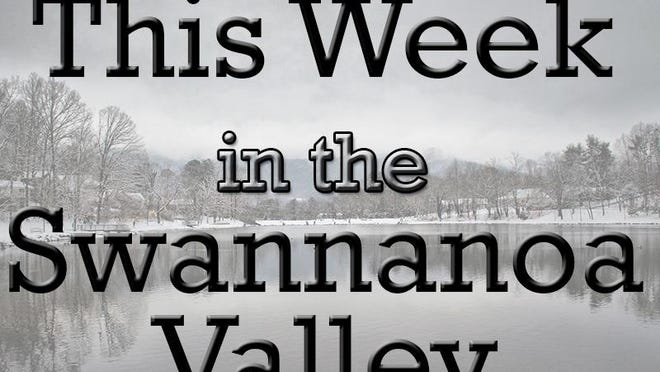 Lots going on in the Swannanoa Valley this week. Here's some of it.