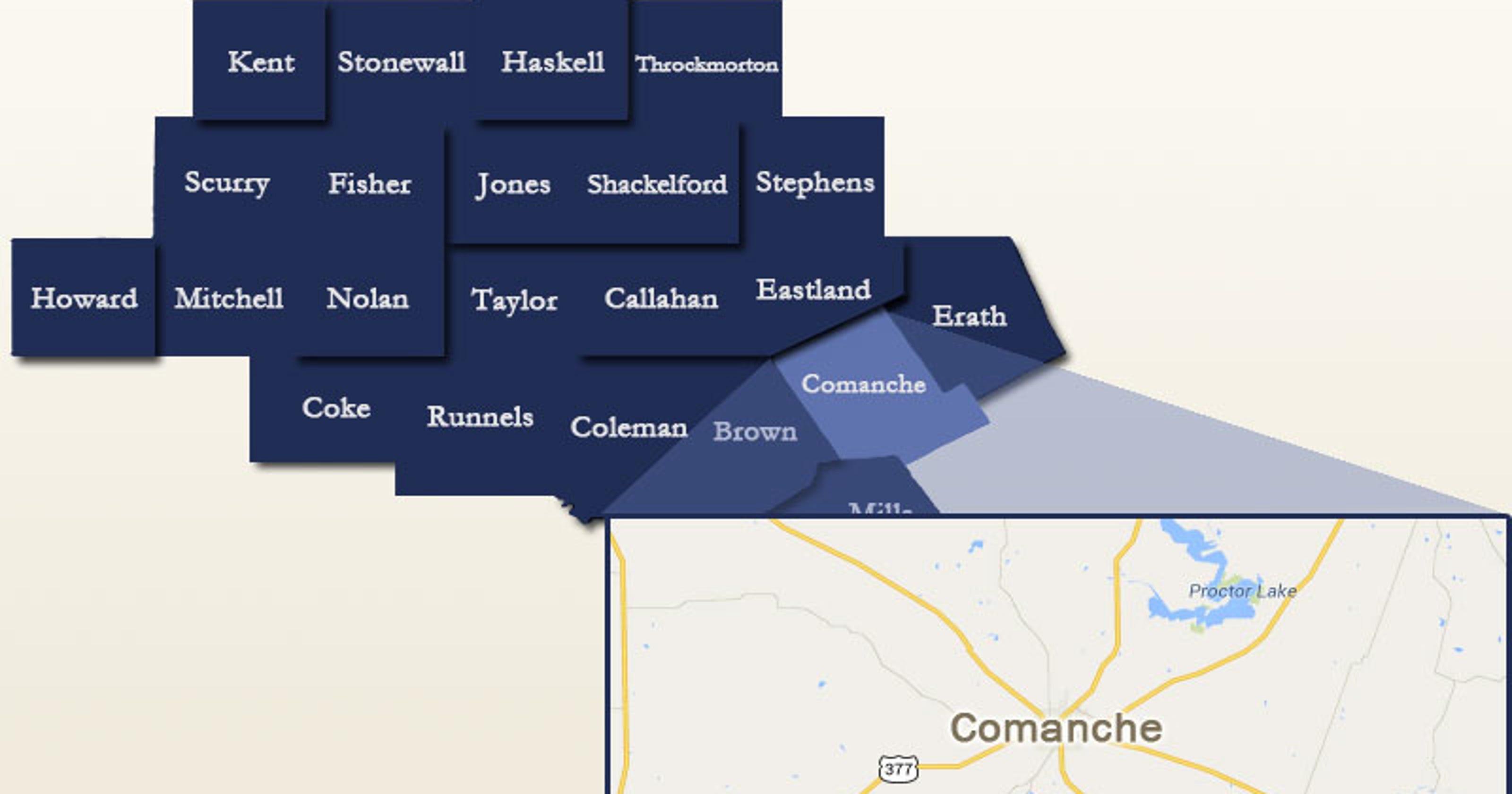 Comanche County Tx Warrants