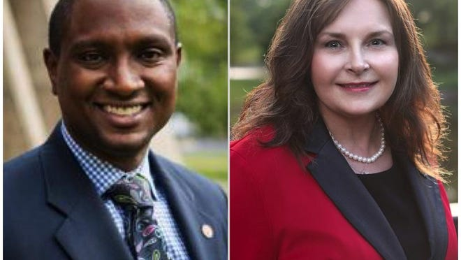 Democrat Maurice West II and Republican Kathie Hansen are competing to represent the 67th District in the Illinois House.