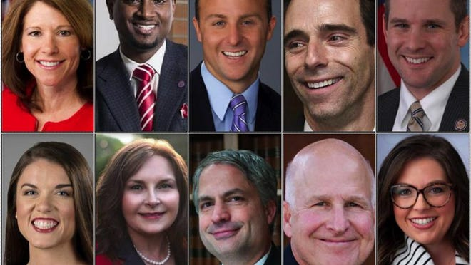 A look at some of the key local matchups voters will decide on Tuesday, Nov. 3, 2020, in the Rockford area.