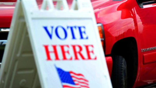 The only election endorsement coming from the Savannah Morning News leadership: Go vote.