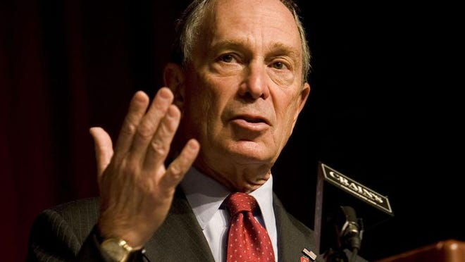 Former New York City Mayor Michael Bloomberg is considering running for president in 2020.