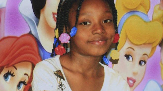 Aiyana Stanley-Jones was shot duirng a police raid.