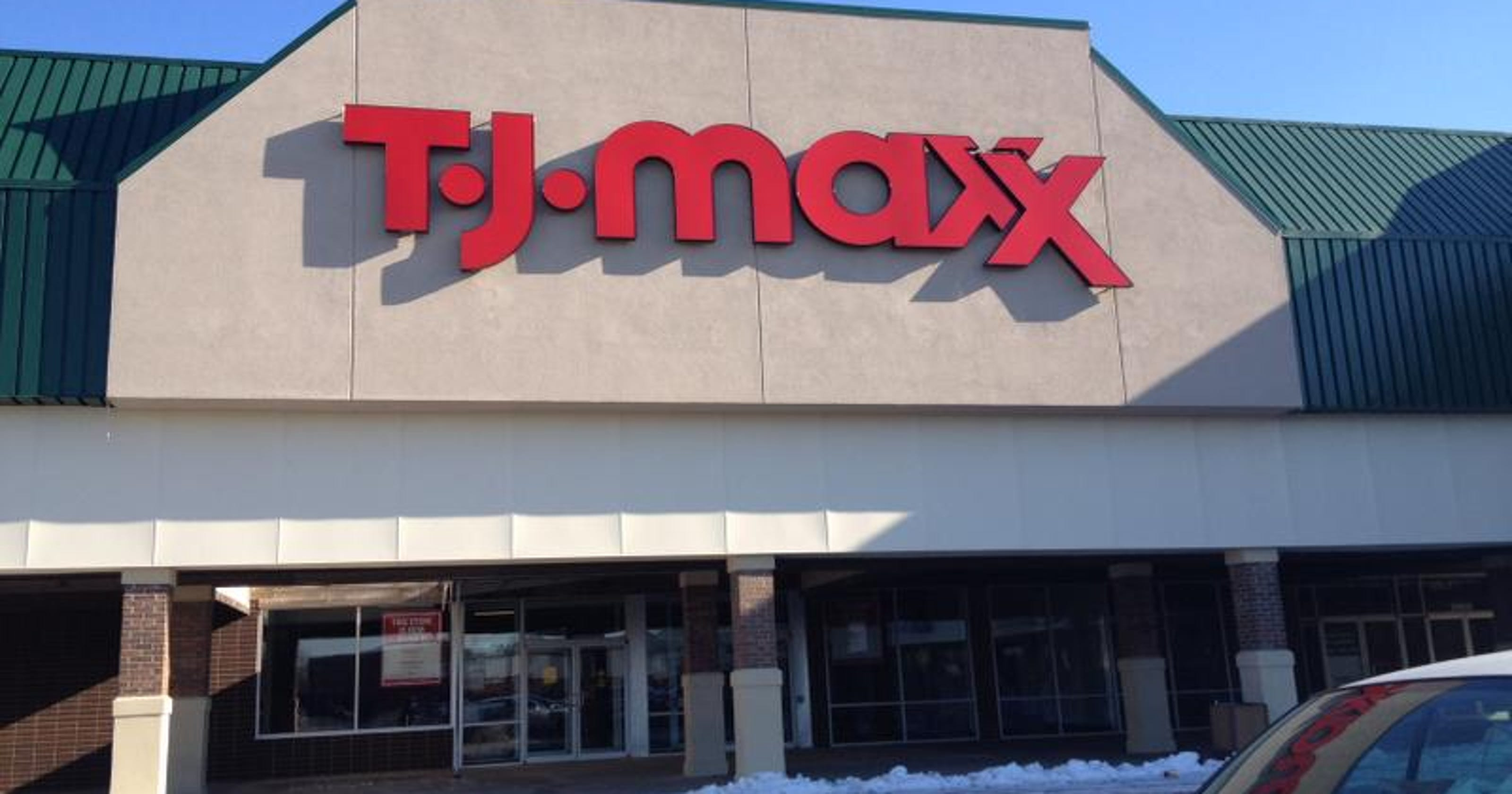 Loss of T J  Maxx leaves void at Southland Terrace