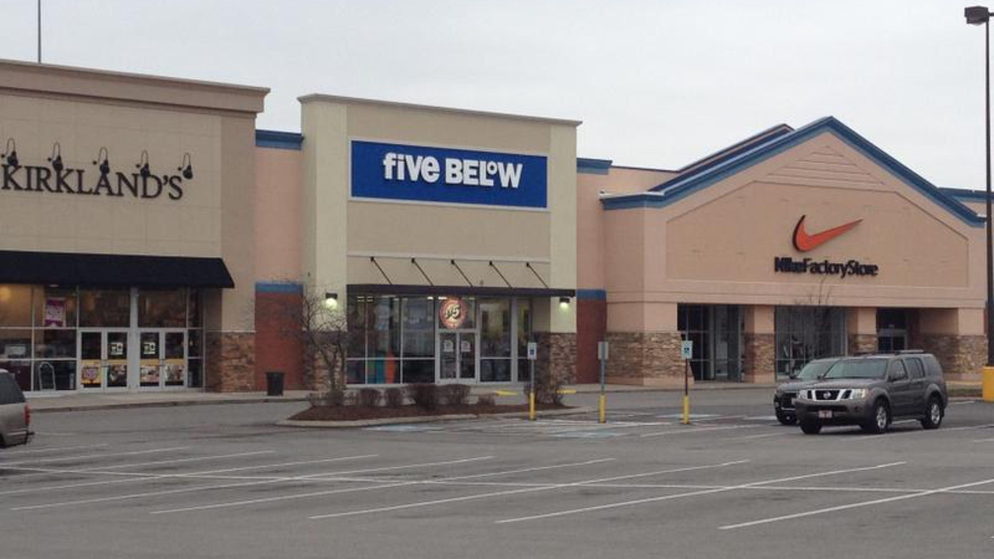 Five Below Teen Discount Store Opens 3 Locations Friday