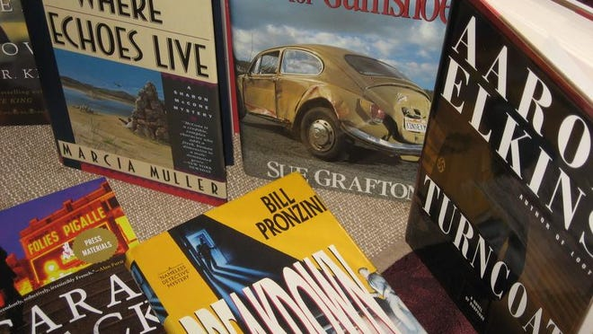 Mystery books will be the topic at Monterey's Mystery Writers Conference