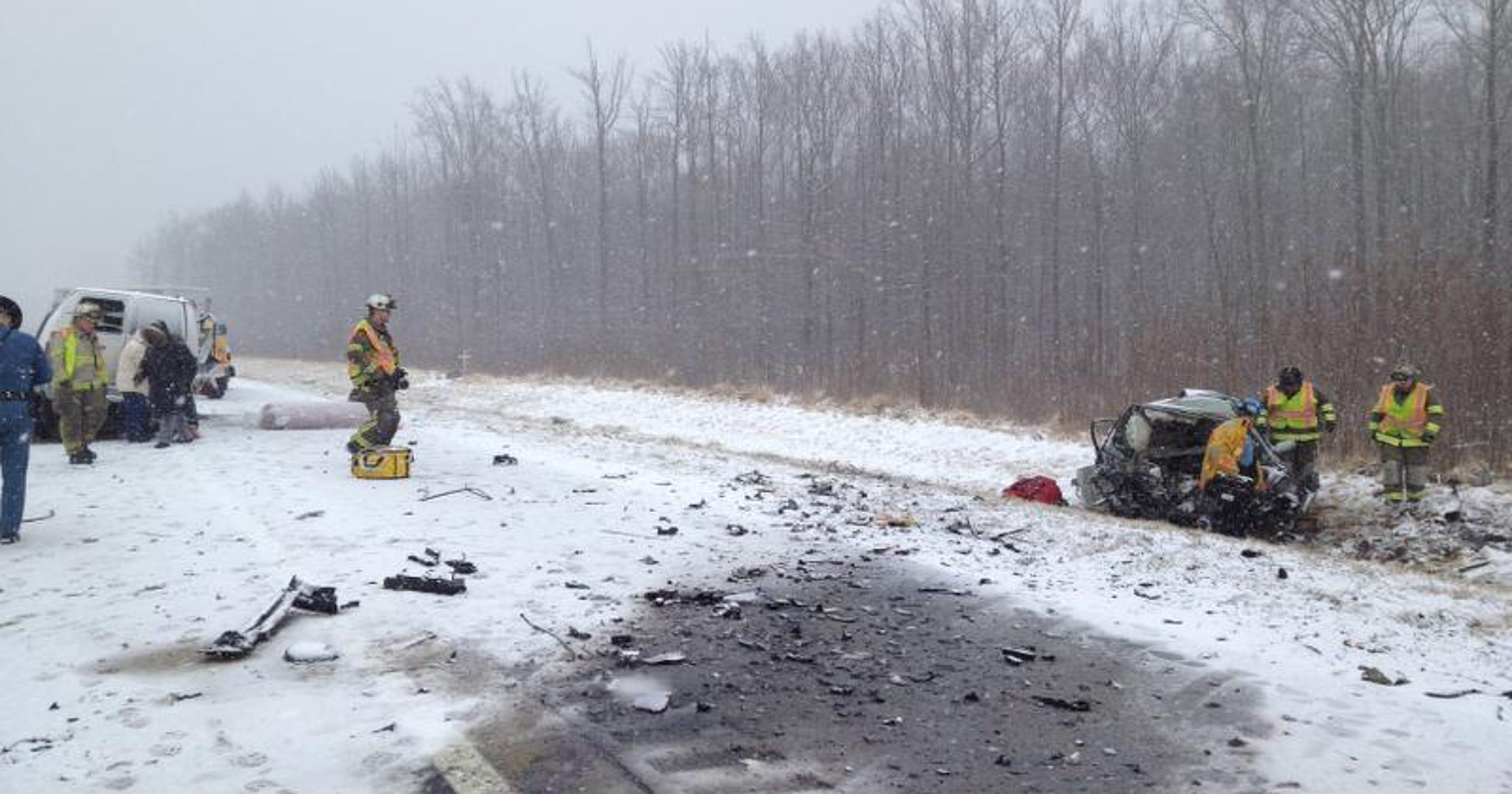 Berlin woman dies in Delaware crash