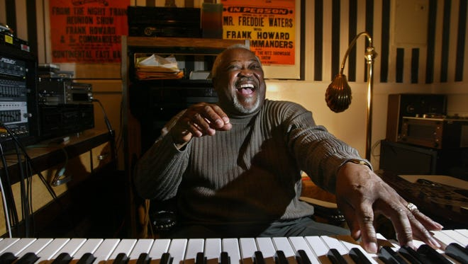 From his home in East Nashville, Frank Howard sings new songs and talks about the glory days of Nashville R&B when he was the leader of the Commanders in the 1960s.
