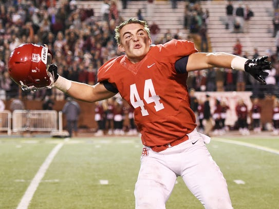 Brentwood Academy linebacker Jackson Sirmon has committed