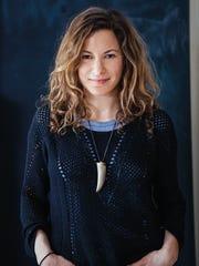 Author Amanda Stern.