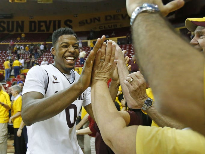 Take a look at every NBA draft pick in ASU's history.