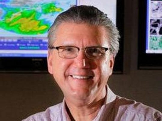 Gary Szatkowski is a National Weather Service meteorologist