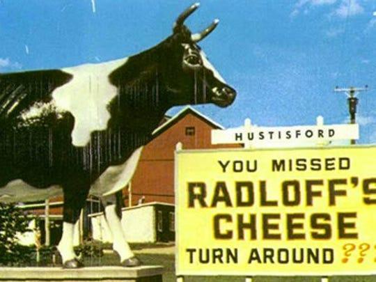 Minerva Dairy in Ohio had its start as Radloff's Cheese