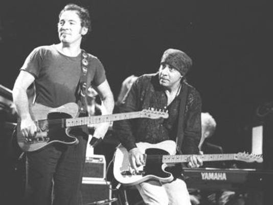 Bruce Springsteen and Little Steven