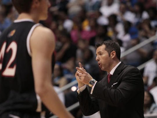 Aaron Windler is the next boys basketball coach at Casteel High.