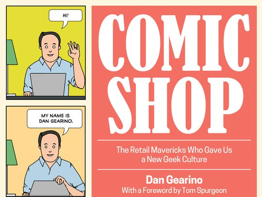 """Comic Shop: The Retail Mavericks Who Gave Us a new"