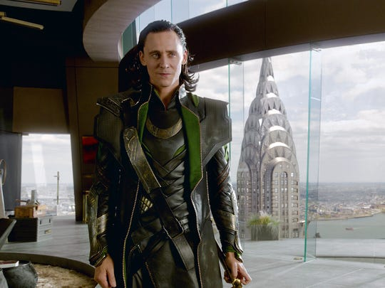 Tom Hiddleston will reprise Loki in 'Thor: Ragnarok,'