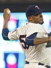 Minnesota Twins pitcher Fernando Abad has been traded
