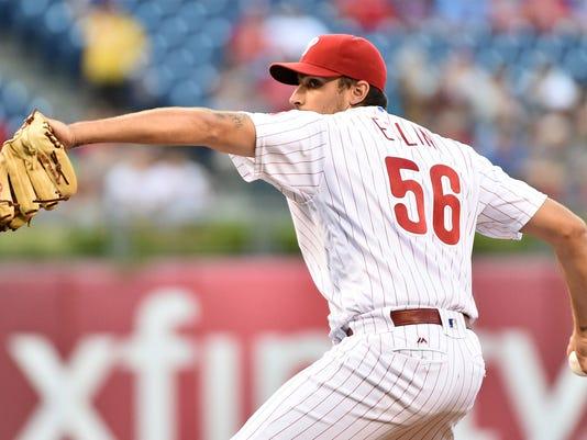 MLB: San Francisco Giants at Philadelphia Phillies