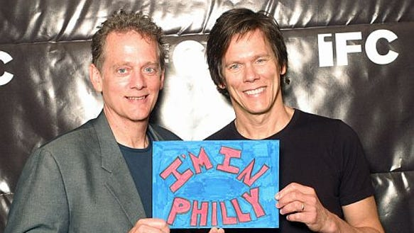 PHL_I'm in Philly Baconbrothers_Michael and Kevin
