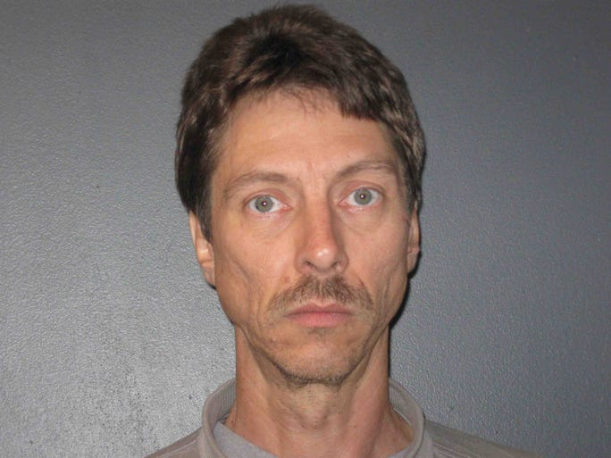 Dennis Marx, the suspect in the Forsyth County Courthouse shooting