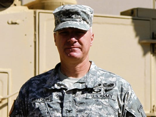 Col. Heyward G. Hutson III will be giving up command of DIVARTY on July 8.