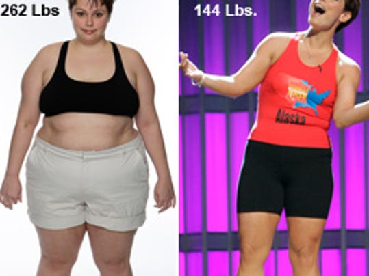 Kai Hibbard, before and after source: bodylovewellness.com