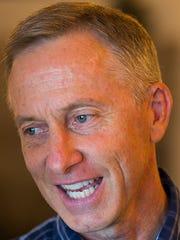 Mesa Mayor John Giles