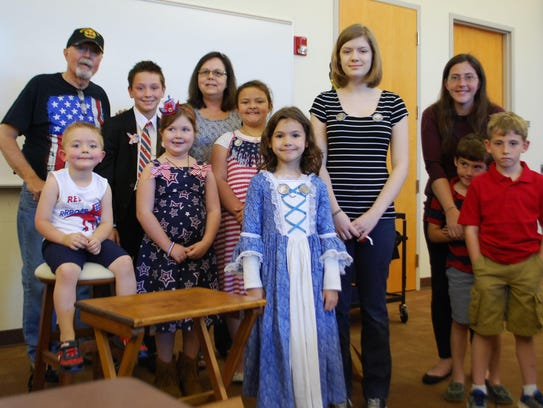 Commemorative event The Evansville Society of the Children