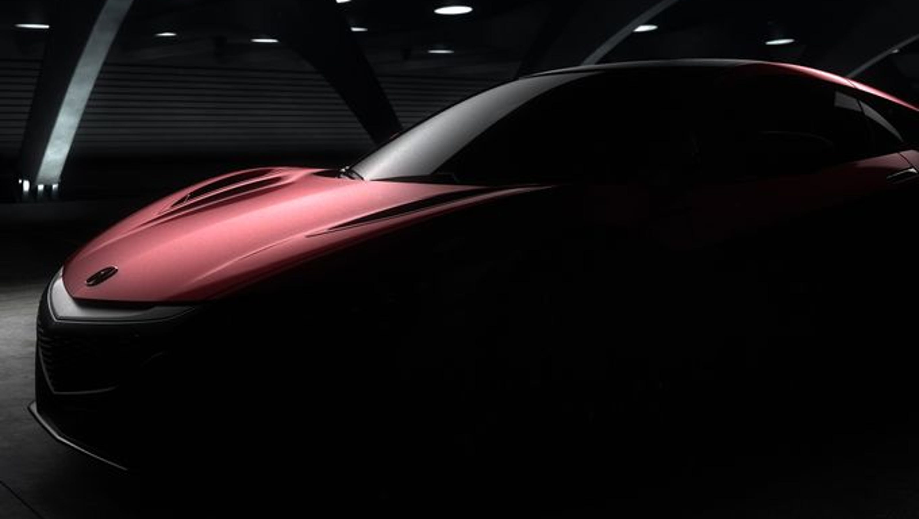 Video Recap Acura Reveals NSX Supercar At 2015 Detroit