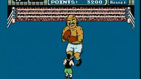 Mike Tyson's Punch-Out featured a number of memorable