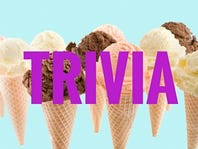 Take this quiz for a chance to win free ice cream.