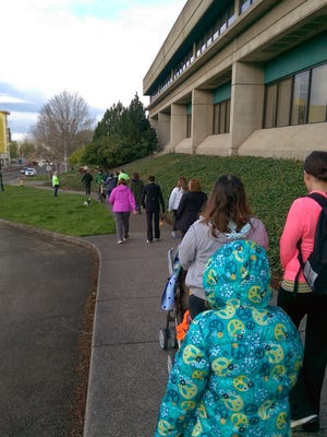 Kick off National Walking Day, an initiative of the American Heart Association, with newly renamed Just Walk Salem Keizer, on Wednesday, April 6.