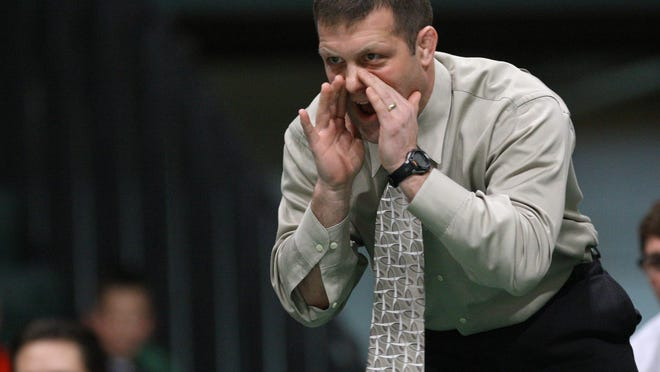 Associate coach Roger Chandler, who will enter his 19th season as Tom Minkel's assistant this fall, will take over as MSU's wrestling coach in the 2016-17 season. The 40-year-old native of Sheffield Lake, Ohio, was a three-time All-American at Indiana and that school's male athlete of the year in 1997.