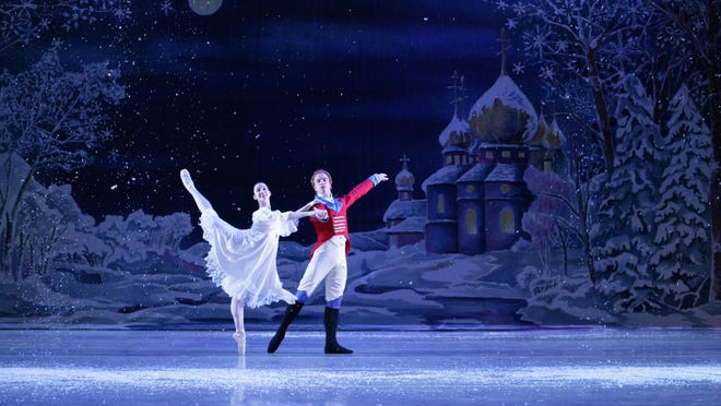 """The Nutcracker' is at the Detroit Opera House through Dec. 6."