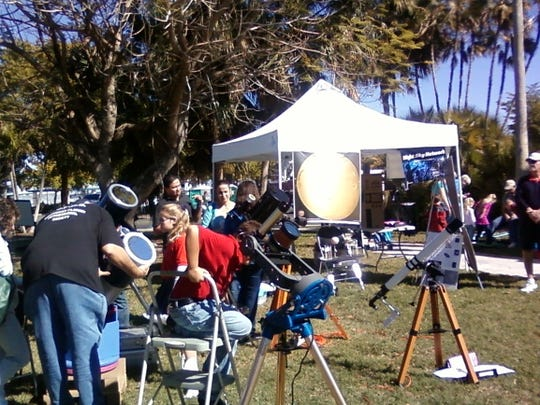 The Southwest Florida Astronomical Society works to