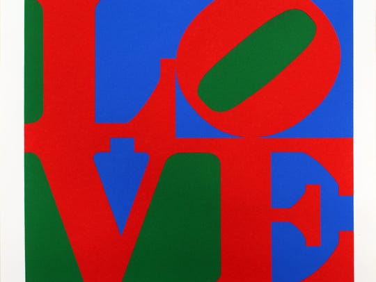 Print image that's part of Rahr-West Art Museum's summer