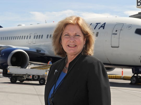 Reno-Tahoe Airport Authority CEO Marily Mora
