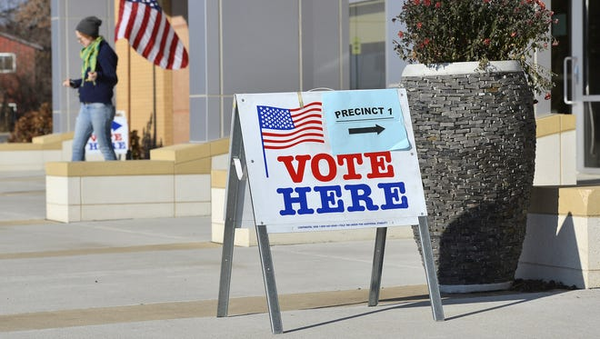 Signs are everywhere — not just in your front yard — that Minnesota could see a record percentage of eligible voters cast midterm ballots.
