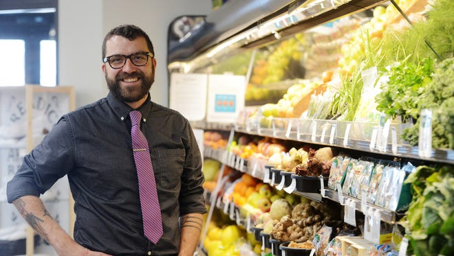 Patrick Sayler is the new general manager at The Co-op Natural Foods.