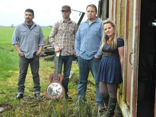 Cascade Rye will perform at noon Friday during the Polk County Fair.