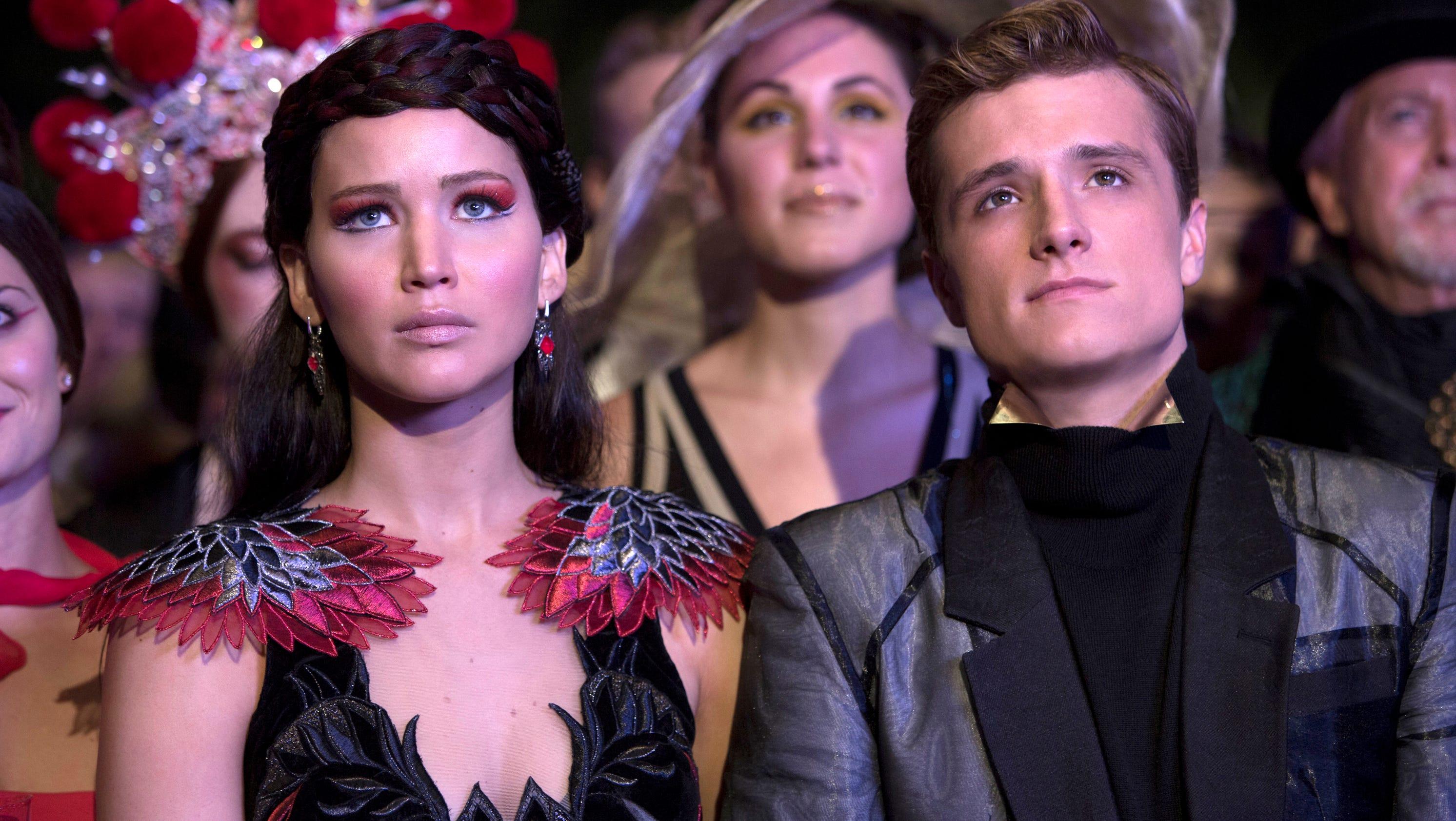 Surprised Patrick Hunger Games
