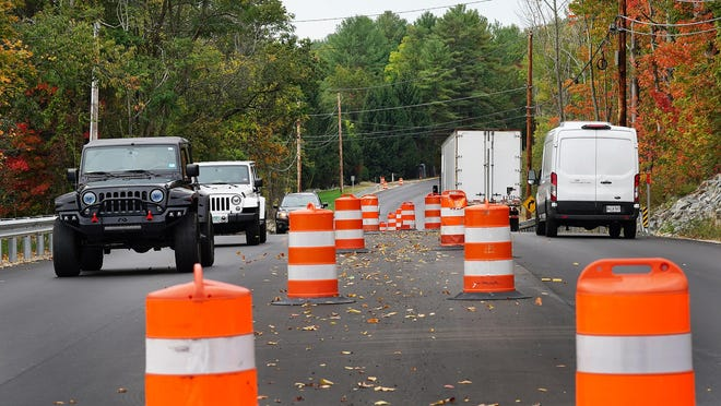 Traffic moves freely in both directions this week after the completion of the Bunker Creek Bridge replacement project on Route 4 in Durham.