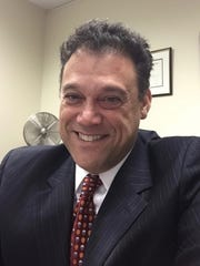 Palm Springs City Attorney Edward Z. Kotkin announced his resignation at Wednesday night's City Council meeting on Feb. 20, 2019.