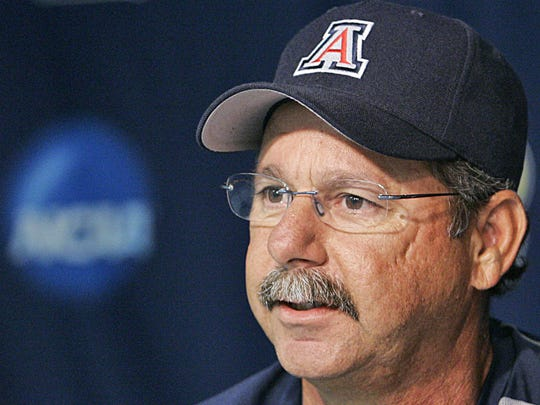 Arizona Wildcats softball coach Mike Candrea is a graduate of Arizona State University.