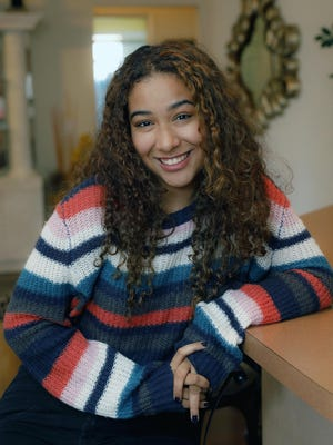 """George Jenkins senior Kimmy Gabriela appears in the audition round Sunday on """"American Idol."""""""